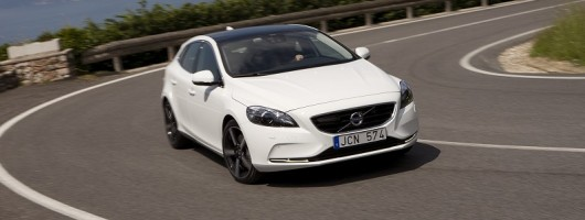 First drive: Volvo V40 D2. Image by Volvo.
