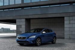 2016 Volvo V40. Image by Volvo.