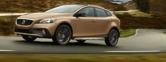 First drive: Volvo V40 Cross Country. Image by Volvo.