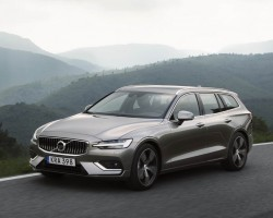All-new Volvo V60. Image by Volvo.