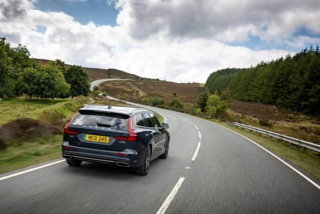 Driven: Volvo V60 D3. Image by Volvo UK.
