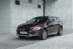 2015 Volvo V60 Cross Country. Image by Volvo.