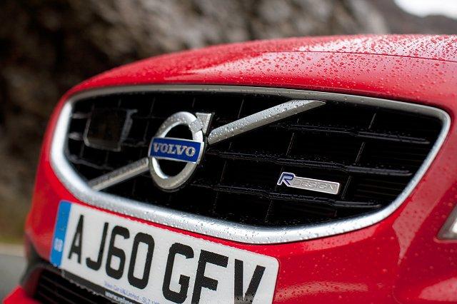 2011 Volvo V60 R Design. 2011 Volvo V60 R-Design.
