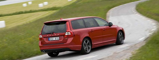 First Drive 2017 Volvo V70 R Design Image By