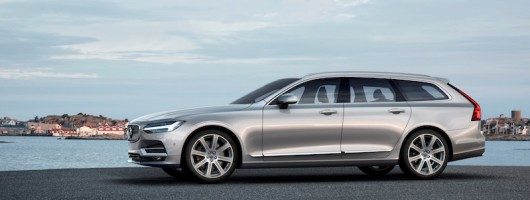 Volvo S90 and V90 priced up. Image by Volvo.