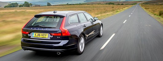 Driven: Volvo V90 D5 AWD. Image by Volvo.