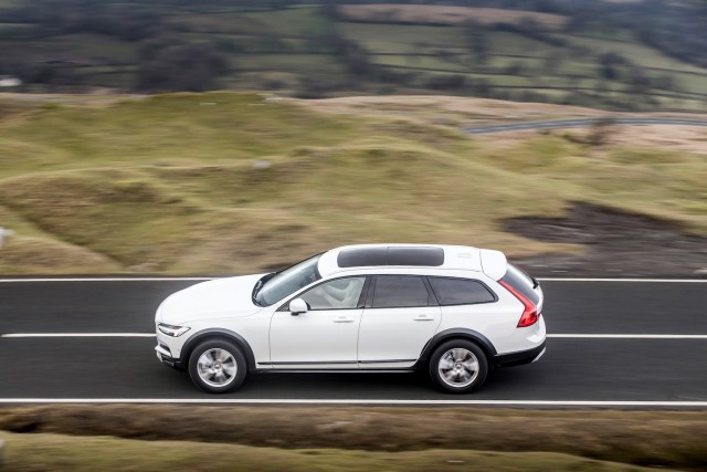 Driven: Volvo V90 Cross Country. Image by Volvo.