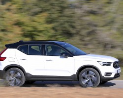 Volvo XC40 D4 AWD. Image by Volvo.