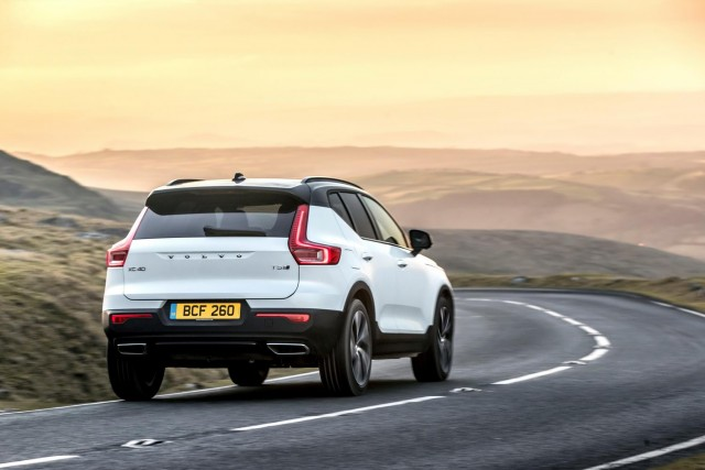 Driven: Volvo XC40 T5 Recharge PHEV. Image by Volvo UK.