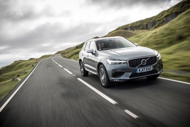 Driven: Volvo XC60 R-Design. Image by Volvo.