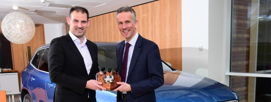 Volvo XC60 wins UK Car of the Year. Image by Volvo.