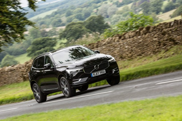 Driven: Volvo XC60 T8 Twin Engine. Image by Volvo.