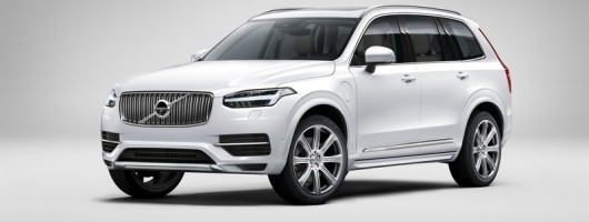 Volvo's new XC90 unveiled. Image by Volvo.