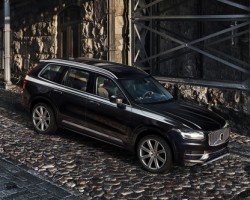 Incoming: Volvo XC90. Image by Volvo.
