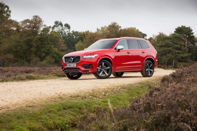 Road test: Volvo XC90 D5 R-Design. Image by Volvo.