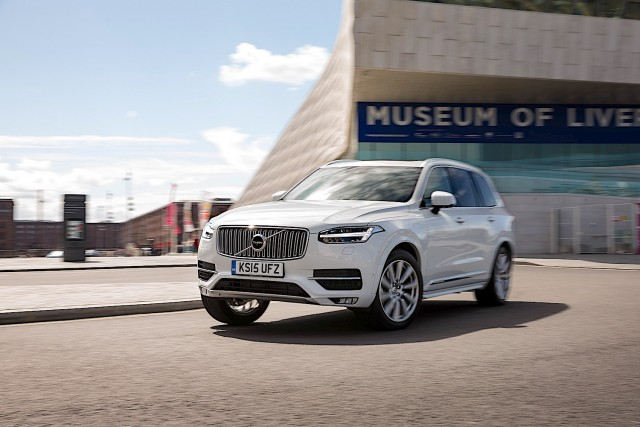 Driven: Volvo XC90 T6. Image by Volvo.