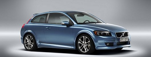 Volvo releases C30 prices ahead of launch. Image by Volvo.