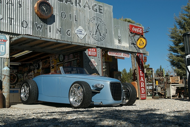 the car enthusiast | image gallery | 2007 volvo caresto hot rod