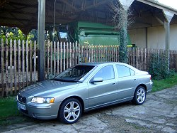 Volvo S60 D5: I didn't want to give it back. Image by James Jenkins.