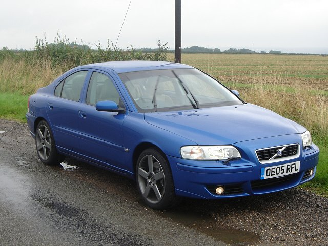 The Car Enthusiast Image Gallery 2005 Volvo S60 R