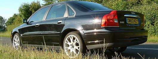 2004 volvo s80 review