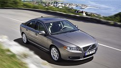 Volvo S80 ups the ante. Image by Volvo.