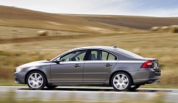 2006 Volvo S80. Image by Volvo.