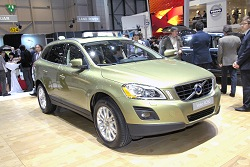 2008 Volvo XC60. Image by United Pictures.