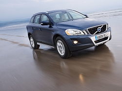 2009 Volvo XC60. Image by Volvo.