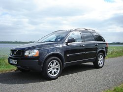 2005 Volvo Xc90 T6 Se Review Car Reviews By Car Enthusiast