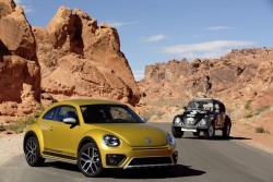 2016 Volkswagen Beetle Dune. Image by Volkswagen.