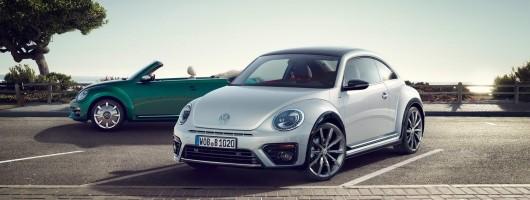 Fresh looks for Volkswagen Beetle. Image by Volkswagen.