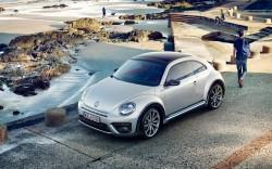 2017 Volkswagen Beetle. Image by Volkswagen.