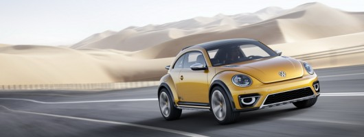 Beetle Beefed Up For Sand And Snow Skiers News Volkswagen By