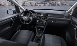 2015 Volkswagen Caddy Alltrack. Image by Volkswagen.