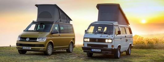 30th present for Volkswagen California. Image by Volkswagen.