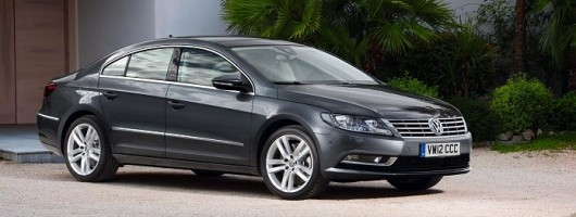 Volkswagen makes CC and Touareg changes. Image by Volkswagen.