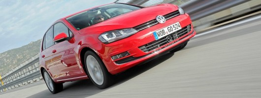 First drive: Volkswagen Golf 2.0 TDI GT. Image by United Pictures.