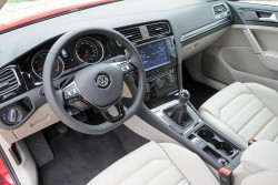 2013 Volkswagen Golf. Image by United Pictures.