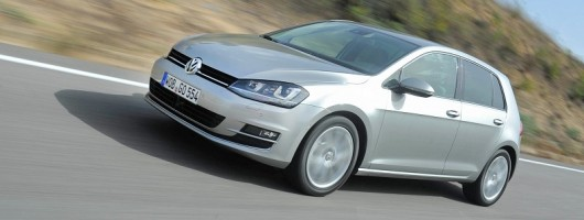First Drive Volkswagen Golf 1 4 Tsi Act Gt Image By United Pictures