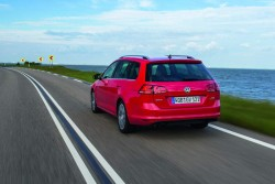2014 Volkswagen Golf Estate. Image by Volkswagen.