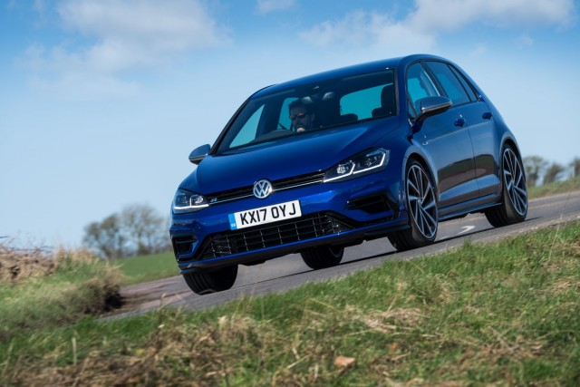 Driven: Volkswagen Golf R. Image by Volkswagen.