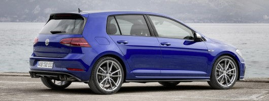 Drive a Golf R; it'll surprise you. Image by Volkswagen.