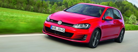 First drive: Volkswagen Golf GTD. Image by Volkswagen.