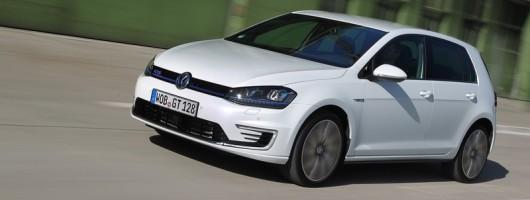 First drive: Volkswagen Golf GTE. Image by Volkswagen.