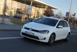 2014 Volkswagen Golf GTE. Image by Volkswagen.
