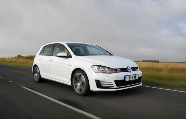 Driven: Volkswagen Golf GTI. Image by Volkswagen.