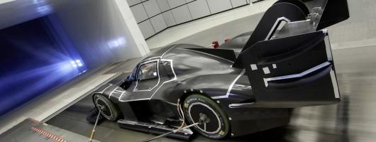 Volkswagen outlines ID R's huge aero challenge. Image by Volkswagen.