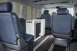 2014 Volkswagen Multivan Alltrack concept. Image by Volkswagen.