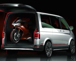 2015 Volkswagen Multivan Panamericana concept. Image by Volkswagen.